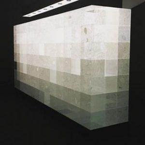 Shinji Ohmaki 'Flotage - Tectonics' (2014). Heavy Artillery @ White Rabbit Gallery