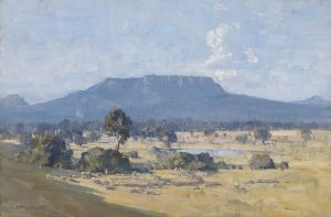 Arthur Streeton, Land of the Golden Fleece, (1926)