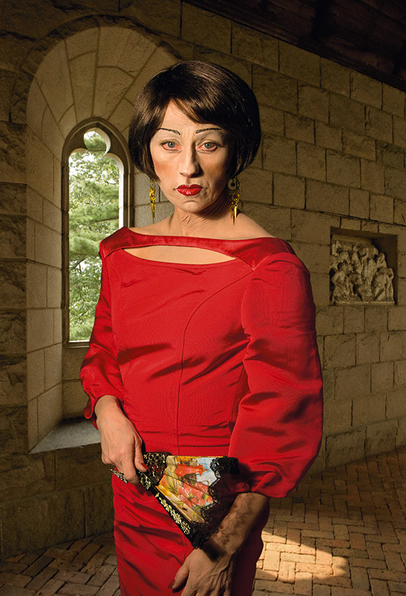 Cindy Sherman, UNTITLED #470. 2008