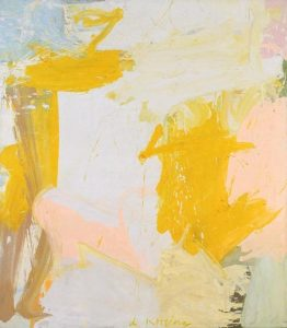 Willem de Kooning 'Rosy-Fingered Dawn at Louse Point' (1963)