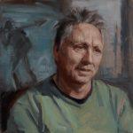 Marie Mansfield, Study of Euan Macleod, 2016