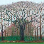 Bigger Trees Near Warter Or/Ou Peinture Sur Le Motif Pour Le Nouvel Age Post-Photographique (2007)