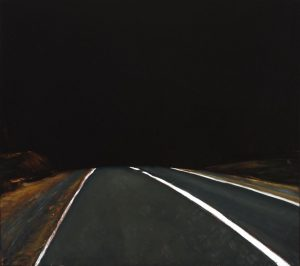 Untitled #1118, 2005, oil on composition board, Museum of Contemporary Art, donated through the Australian Government's Cultural Gifts Program by Michael Hawker, 2009