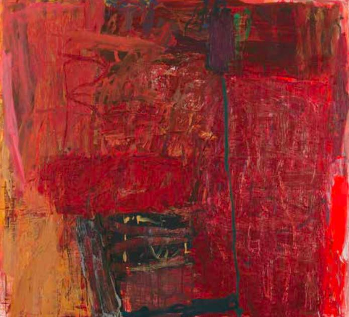 Elisabeth Cummings, 'Crossing Open Ground' (1994)
