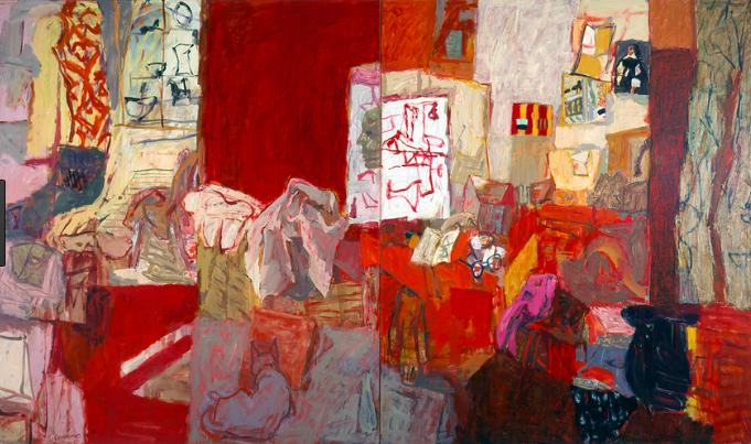 Elisabeth Cummings, 'Journey Through the Studio' (2004)