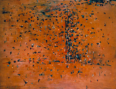 Fred Williams, 'You Yangs Landscape 1' (1963)
