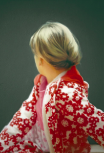 Don't look now.. Gerhard Richter's 'Betty' (the 1991 retake)