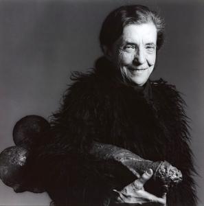 Robert Mapplethorpe, 'Louise Bourgeois' (1982)
