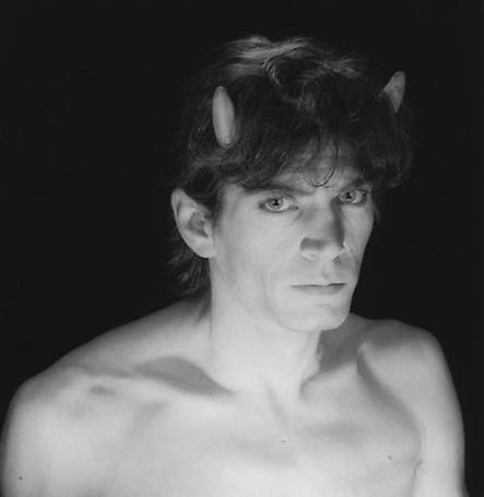 Robert Mapplethorpe, 'Self-Portrait' (1985)