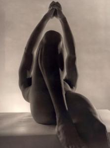 Horst P. Horst, 'Male  Nude/NY' (1952)