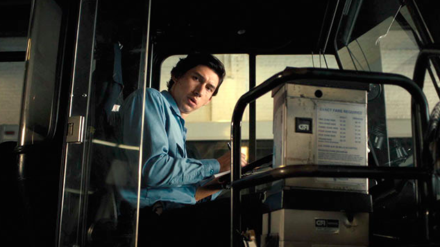 Paterson.. a man and his bus