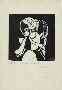 Margaret Preston, 'A Translation from Picasso' (1933)