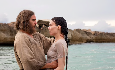 From here to Eternity, with Jesus & Mary