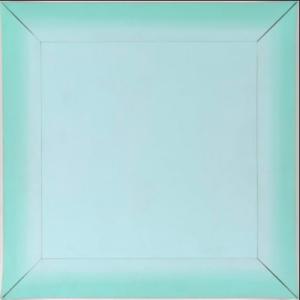 John Peart, 'Corner Square Diagonal' (1968)