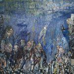 Kevin Connor, Circular Quay, 2009, oil on canvas.
