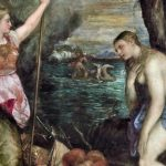 Titian, 'Religion succoured by Spain' (c. 1572-75)