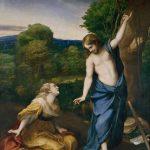 Antonio Correggio, 'Noli me tangere' (c. 1525)