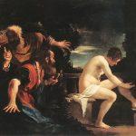 Guercino, 'Susanna and the Elders' (1617)