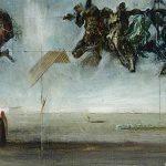 William Dobell, 'The thatchers' (c. 1952)