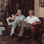 Xu Wang, 'John Yu and George Soutter' (2007)