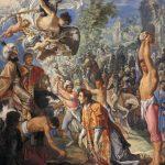 Adam Elsheimer, 'The stoning of Saint Stephen' (c.1603-04)