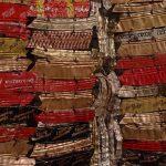 El Anatsui, 'Man's Cloth' (detail), (2001)