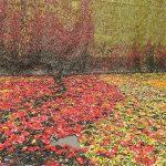 El Anatsui, 'Garden Wall' (detail)